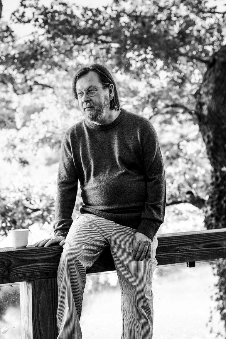 Portræt af Lars Von Trier til Dossier
